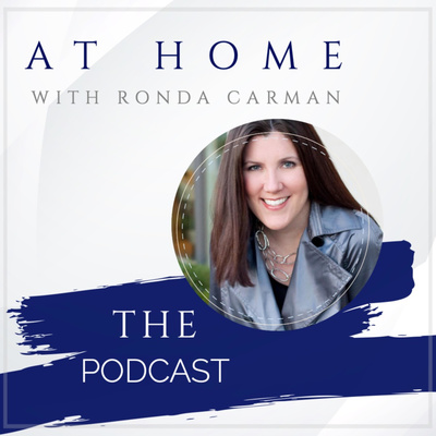 At Home with Ronda Carman