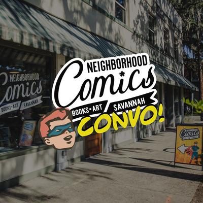 Neighborhood Comics Convo
