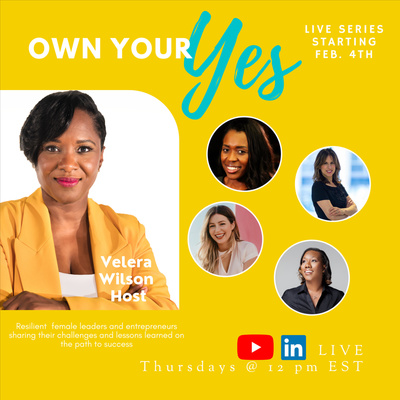 Own Your Yes