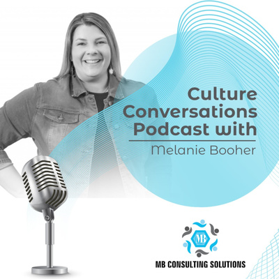 Culture Conversations Podcast with MB