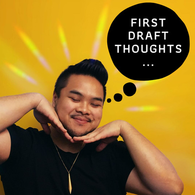 First Draft Thoughts with RV Mendoza