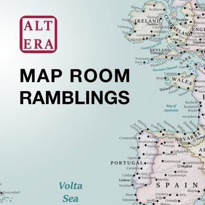 Map Room Ramblings   Atlas Altera