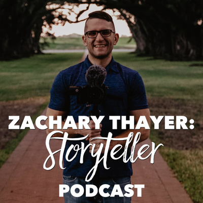 Zachary Thayer: Storyteller