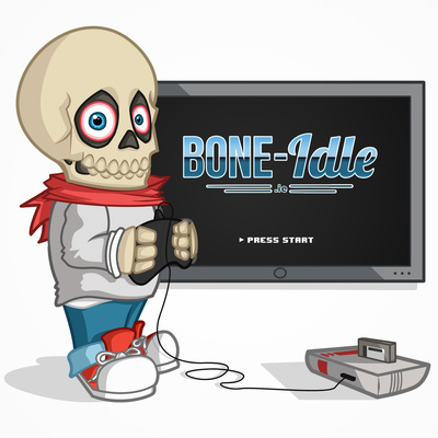 The Bone Idle Gaming Podcast