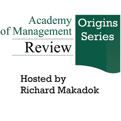 Academy of Management Review Origins Series
