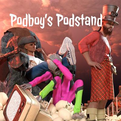 Podboy's Podstand