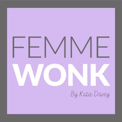 Femme Wonk by Katie Davey