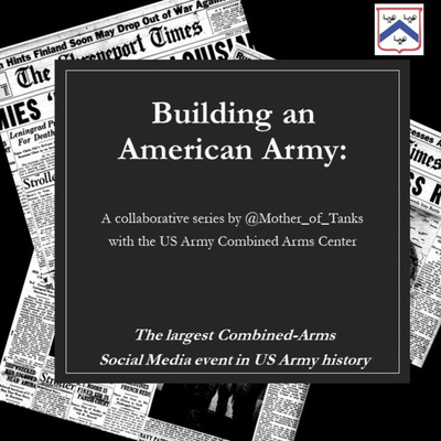 Building an American Army