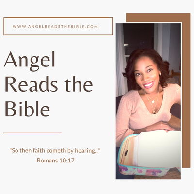 Angel Reads The Bible