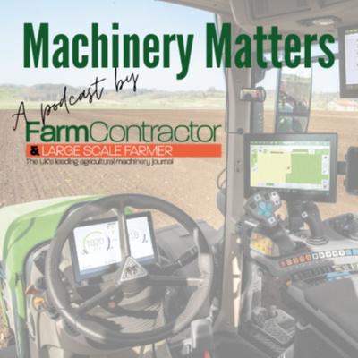 Machinery Matters