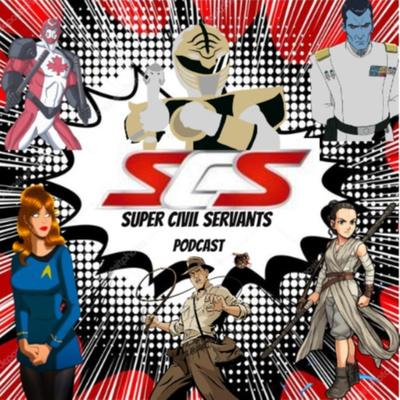 The Super Civil Servants Podcast