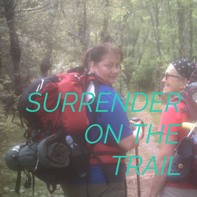 SURRENDER ON THE TRAIL