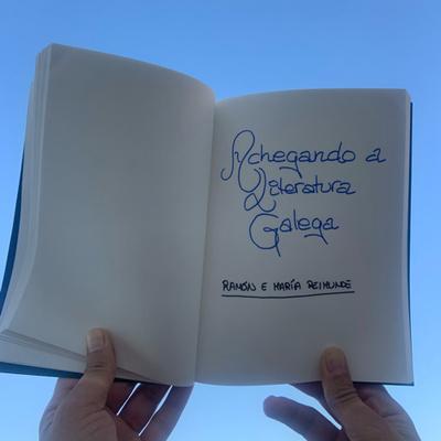 Achegando a Literatura Galega