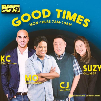 Good Times Morning Show
