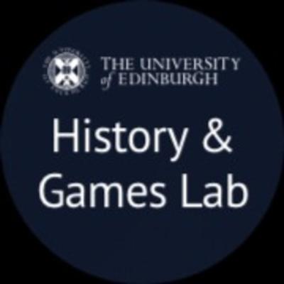 History & Games Lab Podcast @ University of Edinburgh