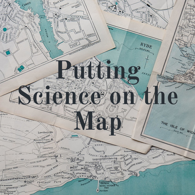 Putting Science on the Map