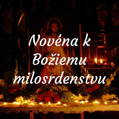 Novéna k Božiemu milosrdenstvu