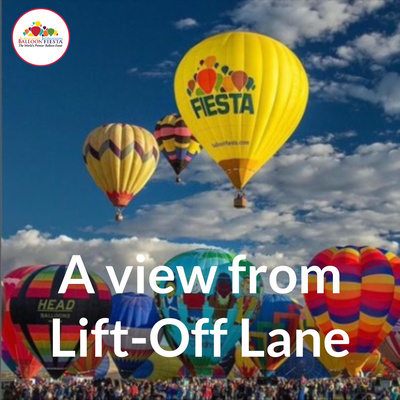 A view from Lift-Off Lane