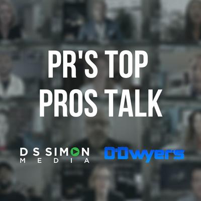 PR's Top Pros Talk