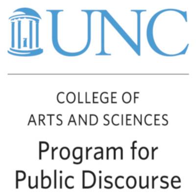 The UNC Program for Public Discourse