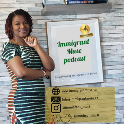 Immigrant Muse Podcast