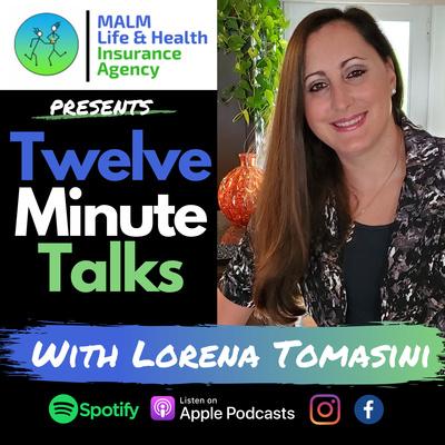 Twelve Minute Talks with Lorena Tomasini