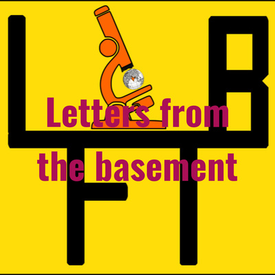 Letters from the basement