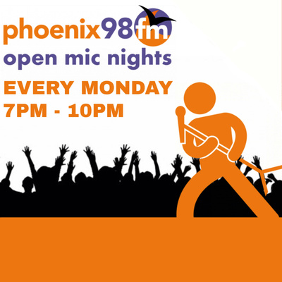 Phoenix FM Open Mic Nights