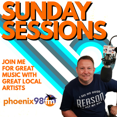The Sunday Sessions with Jon Good