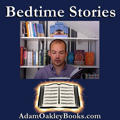 Bedtime Stories For Peaceful Sleep by Adam Oakley