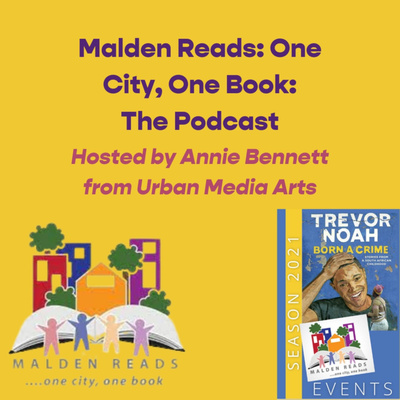 Malden Reads: One City One Book