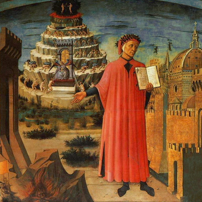 A Journey with Dante's Comedy