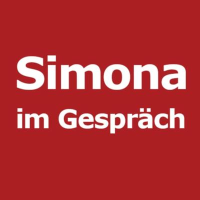 Simona im Gespräch