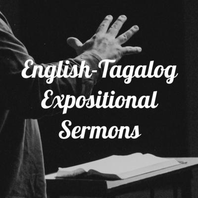English-Tagalog Expositional Sermons
