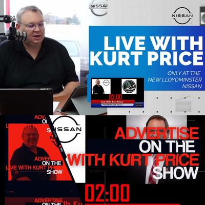 Live With Kurt Price