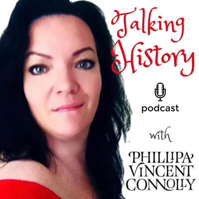 Talking History with Phillipa Vincent-Connolly