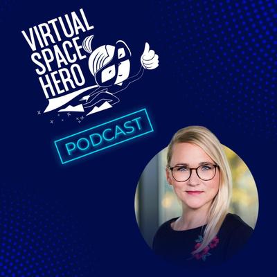 #virtualspacehero podcast