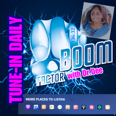 Boom Factor Radio - Believers Overcome w/Omnipotent Manifestation
