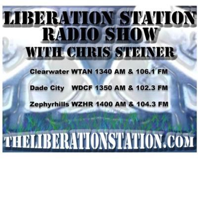 Liberation Station Radio Show with Chris Steiner
