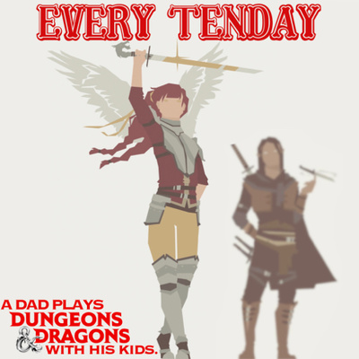 """EveryTenday D&D Ep  5 """"Assassins of Soul Haven"""" by"""
