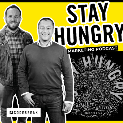 Stay Hungry - Marketing Podcast