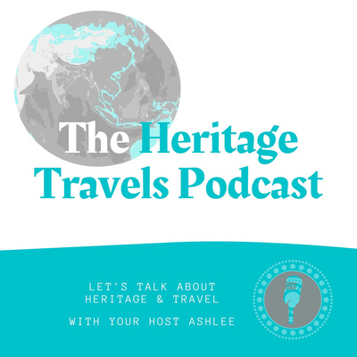 The Heritage Travels Podcast