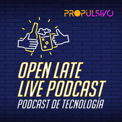 Open Late: Live Podcast