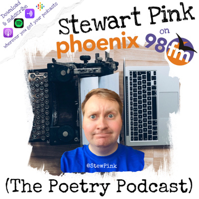 Stewart Pink on Phoenix FM (The Poetry Podcast)