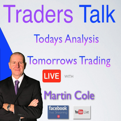 The Market Maker Strategy - Traders Talk with Martin Cole