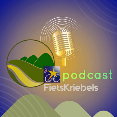 De Fietsvakantie Podcast: Het Geluid van Fietskriebels