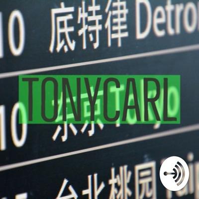 Tony Carl-TalkShow