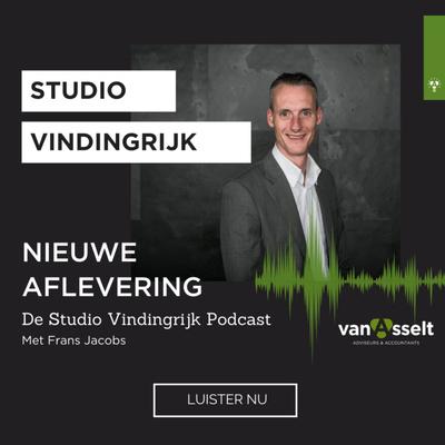 De Studio Vindingrijk Podcast
