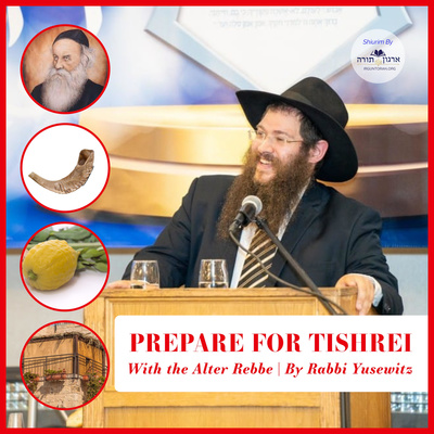 Prepare For Tishrei With The Alter Rebbe
