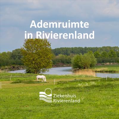 Ademruimte in Rivierenland